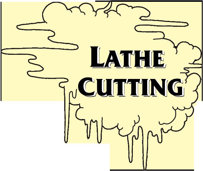 Lathe Cutting